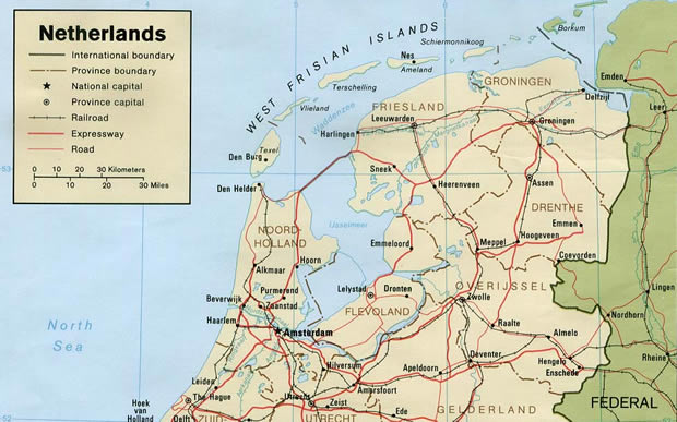 The Netherlands Moves Closer to Full ERIC Membership ESS