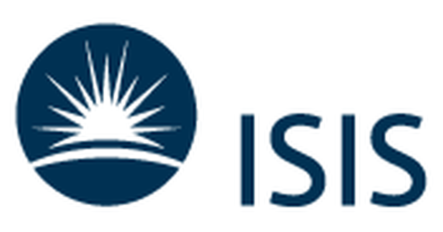 isis neutron and muon logo