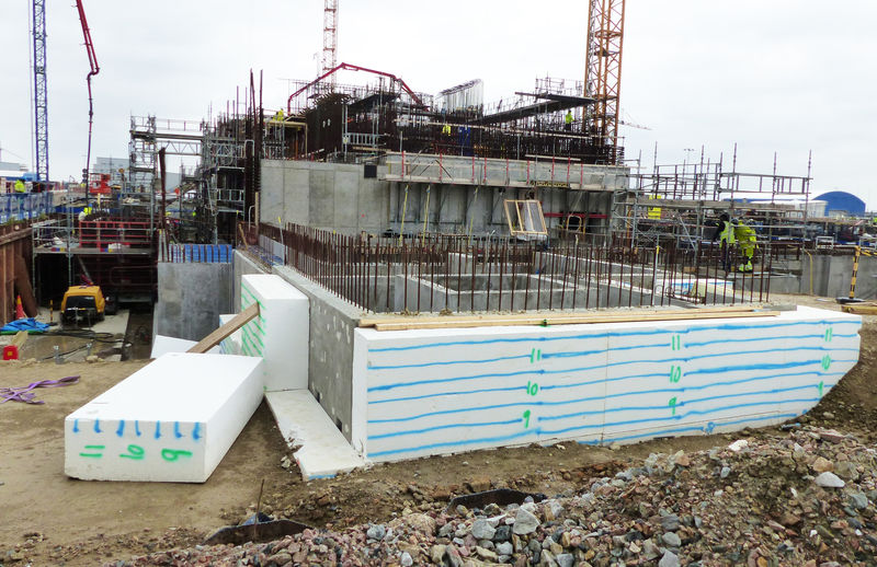 ESS construction site