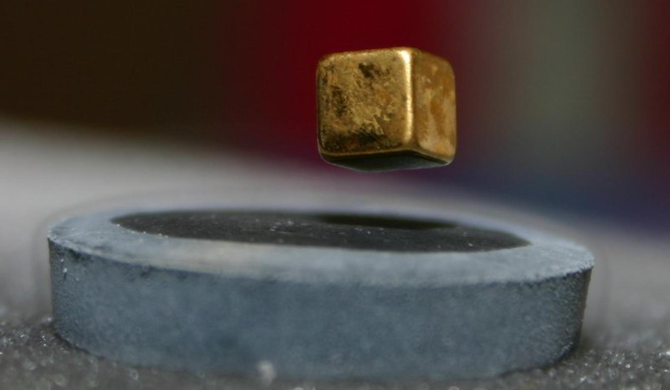 superconductor magnet