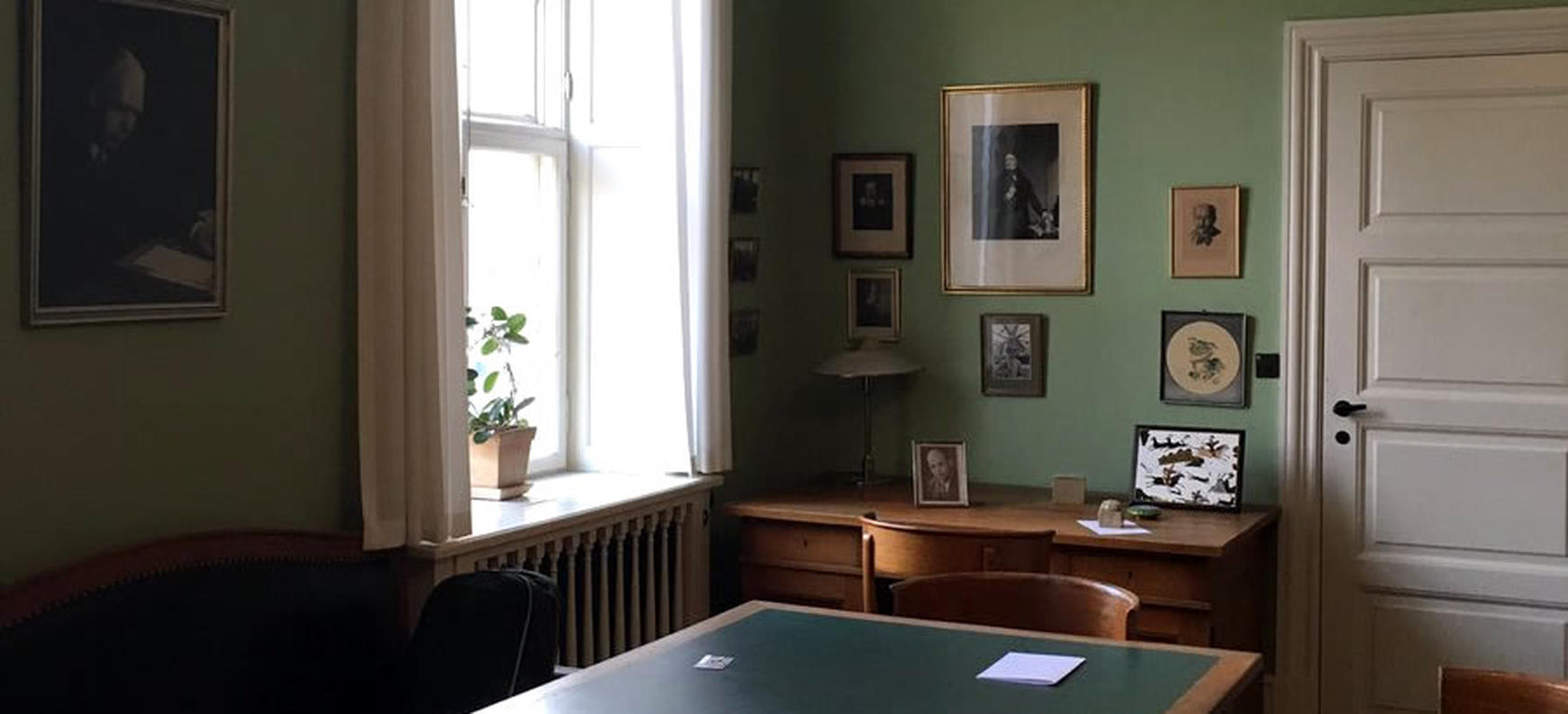 niels bohr's office