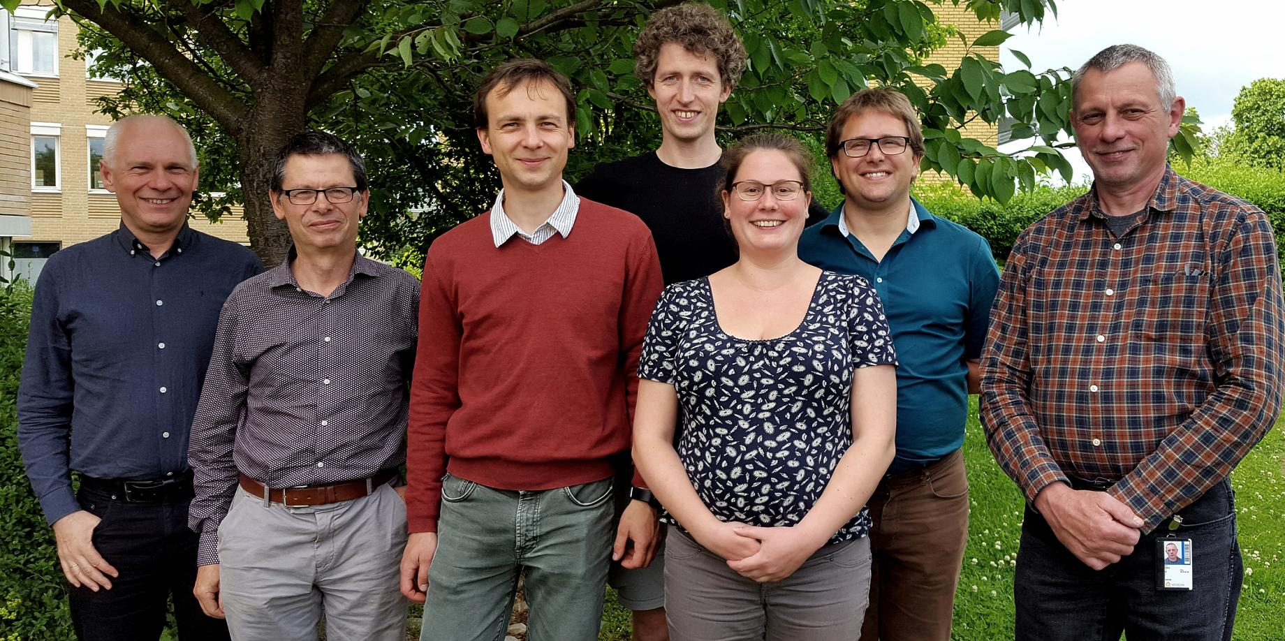 heimdal instrument team