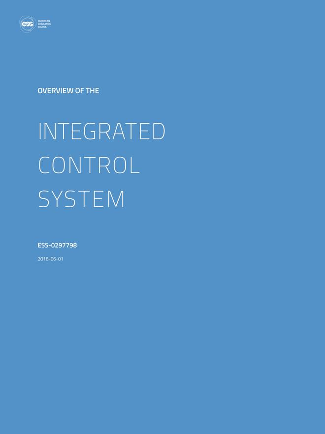 Integrated Control System | ESS